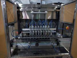全自动灌装机液体颗粒粉剂灌装机