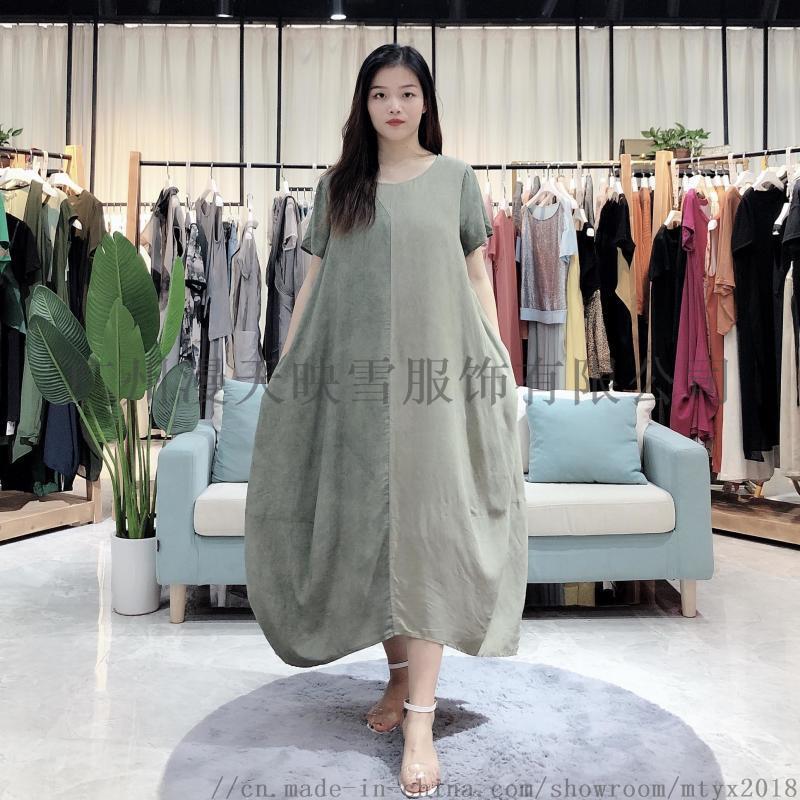 吉妮.SR2020年春季女装外贸欧美连衣裙