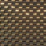 金属隔断装饰网 扁条轧花装饰网