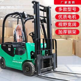电动叉车 液压搬运车 小型电动装卸叉车