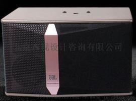 JBL KI210 三分频低频反射式 卡拉OK音箱