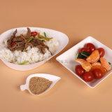 歐標異形餐盤,一次性秸稈食具,環保蘸料杯,出口標準
