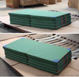现货供应帆布小体操垫 折叠海绵垫牛津布