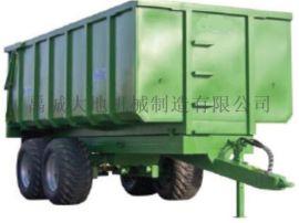 10吨农用高厢自卸拖车