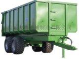 10噸農用高廂自卸拖車