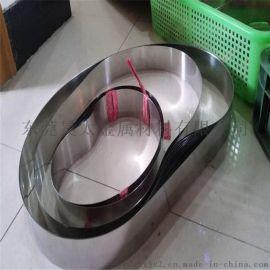 超宽不锈钢带 1220mm输送不锈钢卷带 传输钢带