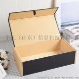 禮盒雙支裝鬆木外包紙皮盒可定制  木盒