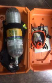 天水6.8升正压式空气呼吸器13891857511