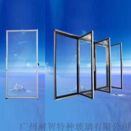 中空電加熱玻璃除霧隔斷玻璃