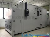 JJF1107-2003測量人體溫度的紅外溫度計校準步入式恆溫恆溼試驗房