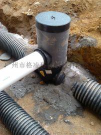 供连接排水管道塑料检查井 污水雨水检查井成品