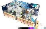 廠家直銷個性馬卡龍淘氣堡兒童樂園定製遊樂設備飛翔家