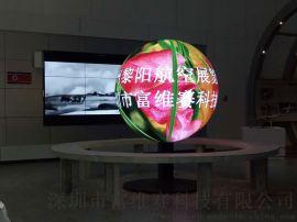 深圳科技led显示屏室内全彩广告播放电子高清屏幕