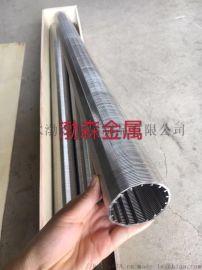 不锈钢楔形网缠绕丝筛管砂磨机绕丝滤网