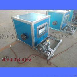 HTFC(DT)-I消防通风两用柜式离心风机