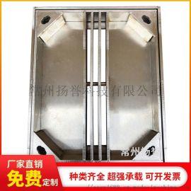 不锈钢加厚井盖 常州晶熠定制井盖 装饰井盖