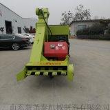 全自動牛場糞便清理車 自走式柴油動力鏟糞車