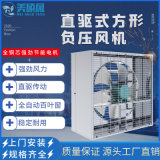 節能低噪音負壓風機   通風降溫排風機