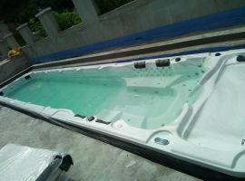 哈尔滨加热泳池,恒温泳池厂家,水疗泳池贵吗