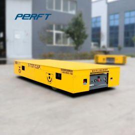 工地水泥钢材转运小车 齿轮运输蓄电池供电无轨车