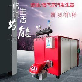 100/200/500kg燃油(气)蒸汽发生器