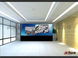 十堰学校商超政府机构指挥中心LED拼接屏安装制作