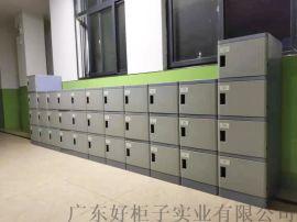 厂家全国供应ABS环保塑料书包柜|学生宿舍储物柜