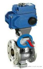 VQ947电动V型球阀、V型电动球阀
