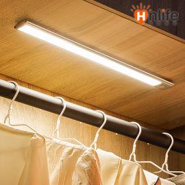心新照明 充电式双控人体感应橱柜灯HN-B114