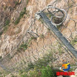 防落石被动防护网