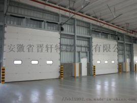 山东厂家销售工业提升门,分节提升门