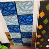 绵阳会议室背景墙艺术铝板 婚纱店UV打印铝单板