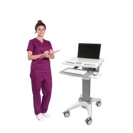 SKR-IB02 电脑推车 病人推车