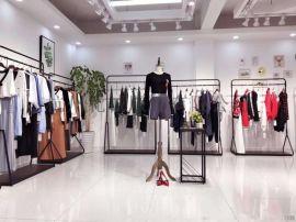 杭州品牌折扣女装宝薇20夏厂家直销货源
