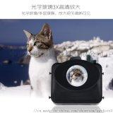 GGSFOTO金鋼LCD光學玻璃單反相機放大取景器