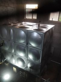 山西长治不锈钢室内水箱