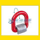 TAPS型德國JDT焊接式吊環,鏈環180°擺動