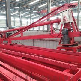 18米电动布料机A广安18米液压布料机供应厂家
