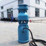 熱水潛水泵運行時出現電流偏大的原因