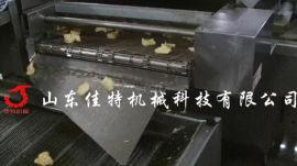 酥肉加工设备可以自动化生产吗, 酥肉油炸流水线