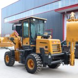 挖掘装载机 轮式两头忙 农用铲挖装载机