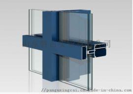 铝合金型材、幕墙铝材-磐古幕墙铝材