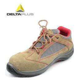 代尔塔 轻便透气绝缘10kv安全鞋 防砸 耐磨耐油防滑劳保鞋 301211 40