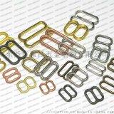 厂家定制内衣调节环 八环圆环锌合金调节扣日子扣