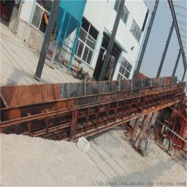 链板线厂家 专业板链输送机 都用机械转弯链板输送机