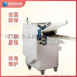 旭众压面机商用电动不锈钢全自动轧面机面条机大型面皮机