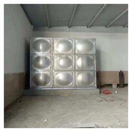 玻璃钢消防水箱 双城模压稀释水箱生产厂