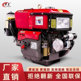 常美单缸水冷柴油发动机 195 12hp发动机