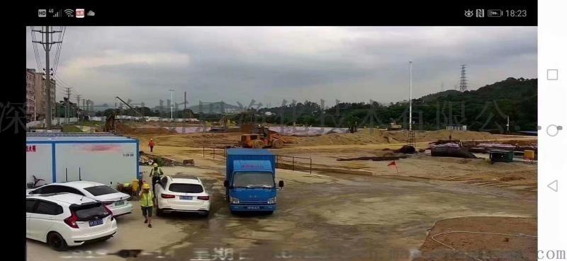 深圳TSP扬尘污染视频监控设备联网24小时在线监测