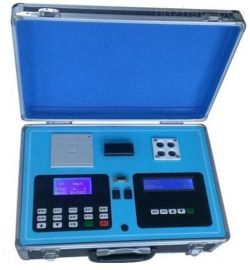 智能型多参数水质检测仪分光光度计